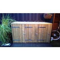 Containerombouw 1 container