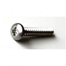 RVS zelftapper cilinderkop kruiskop 3.5x6.5